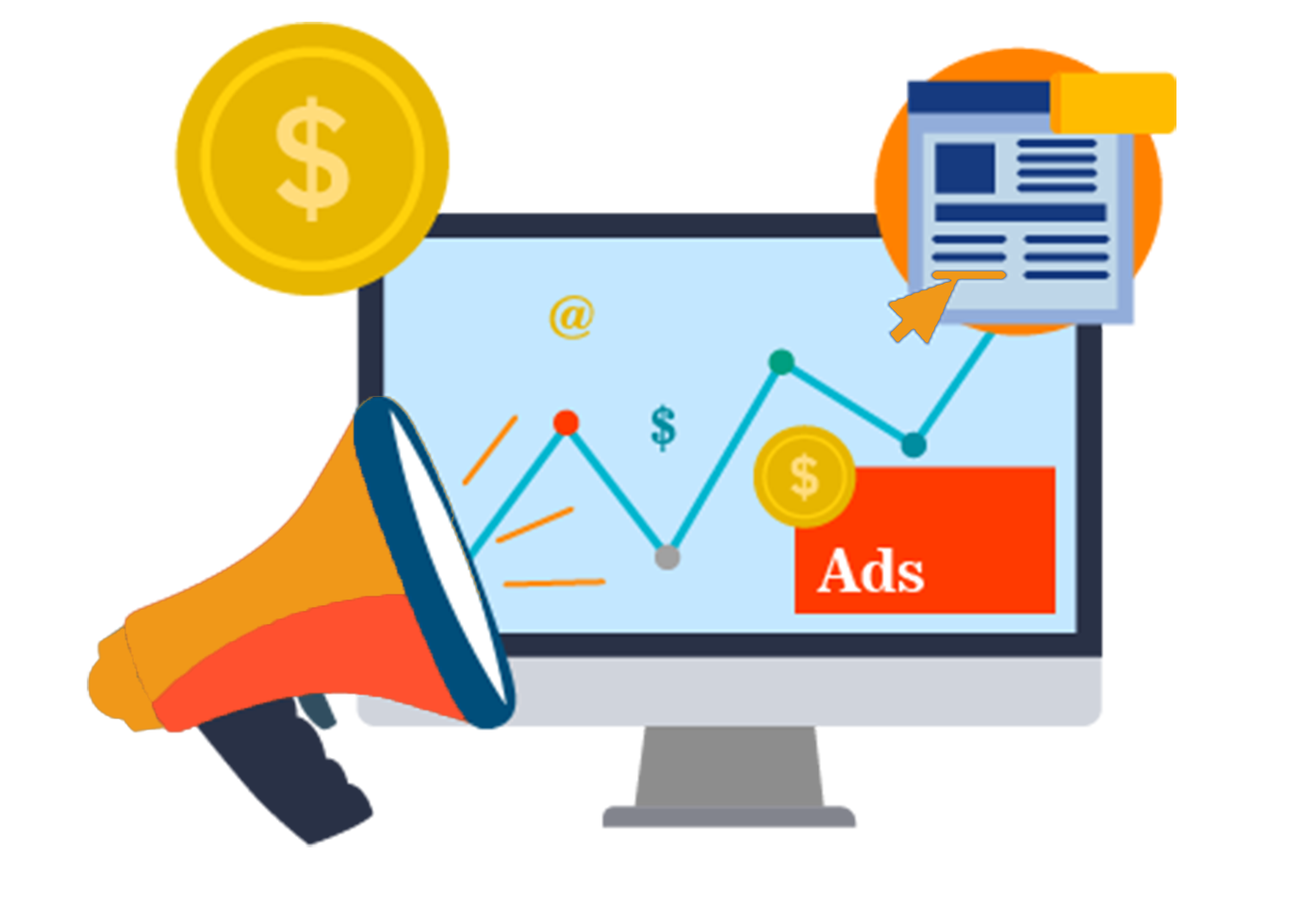 paid ad campaign digital marketing services in pune india
