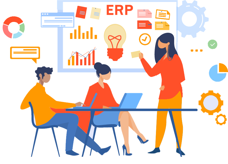 Customized ERP Software Development Services Solutions in Pune India